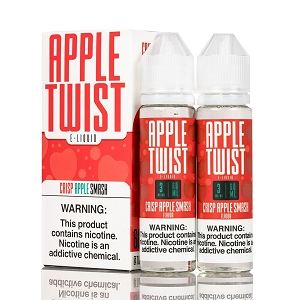 120ml Crisp Apple Smash by Apple Twist