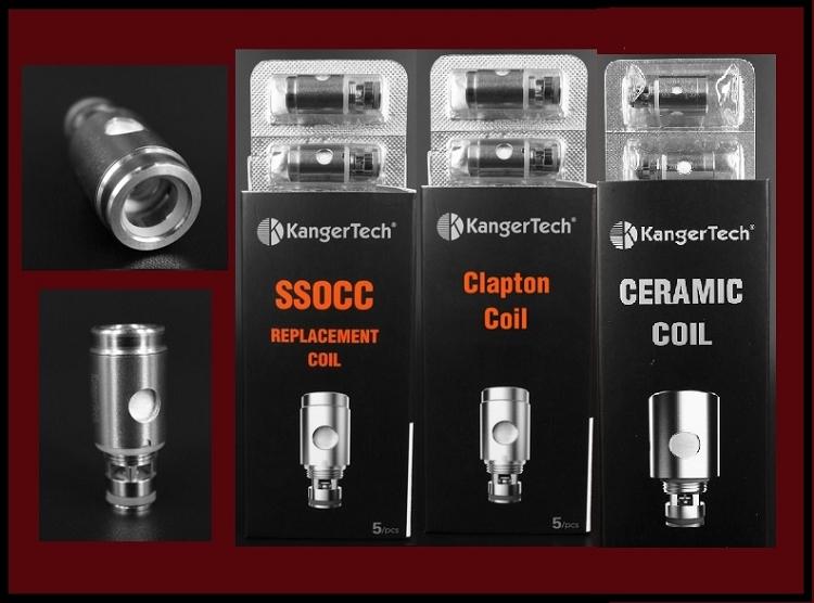 how to clean kanger ssocc coils
