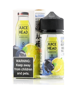 100ml Blueberry Lemon by Juice Head