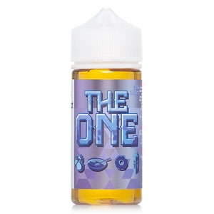100ml Blueberry by The One