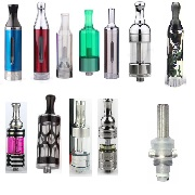 Bottom Fill Clearomizer tanks