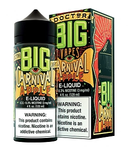120ml Canival Apple by Doctor Big Vapes