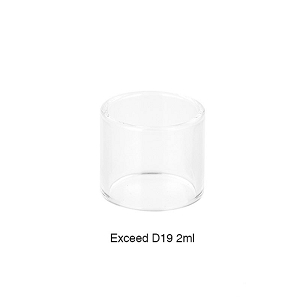 Joytech Exceed D19 Replacement Glass 2ml