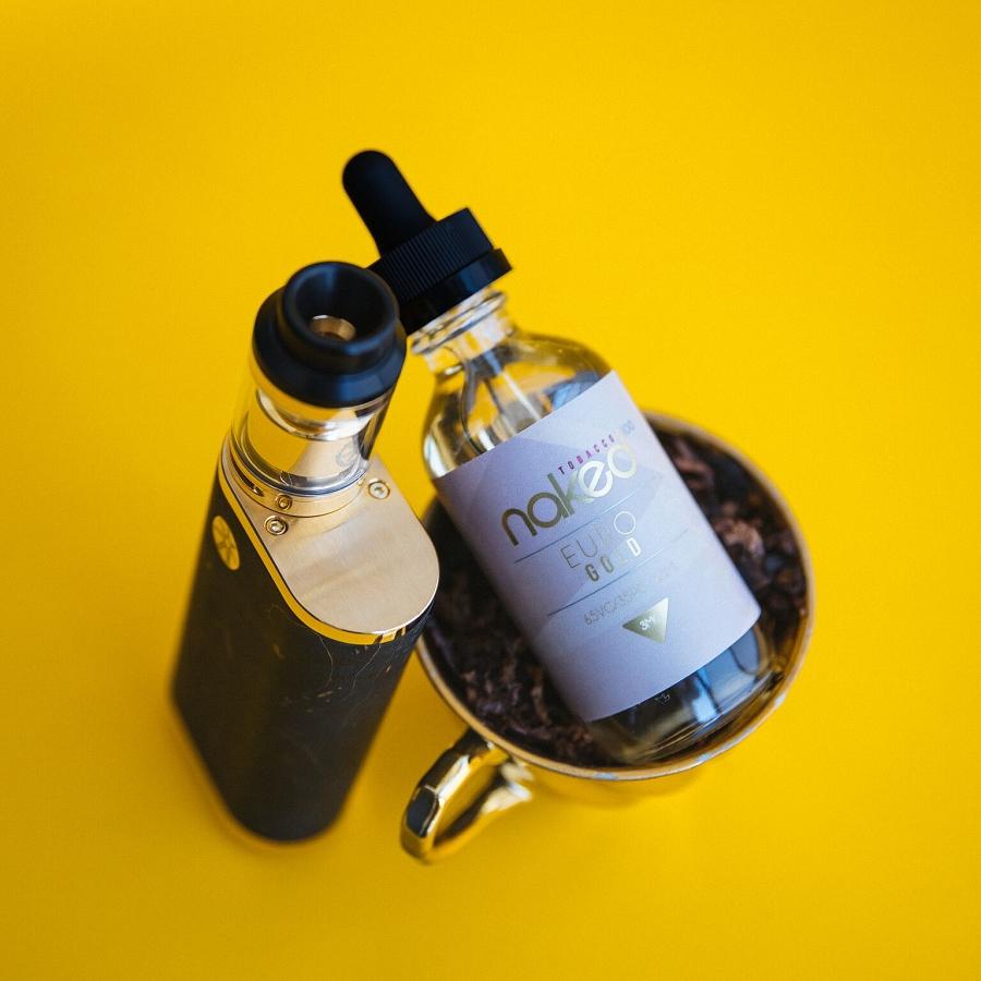 GENUINE Naked 100 - Tobacco Series (60ml) USA Vape E