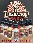 30ml Founding Father By Liberation Vape