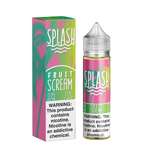 60ml Fruit Scream by Splash