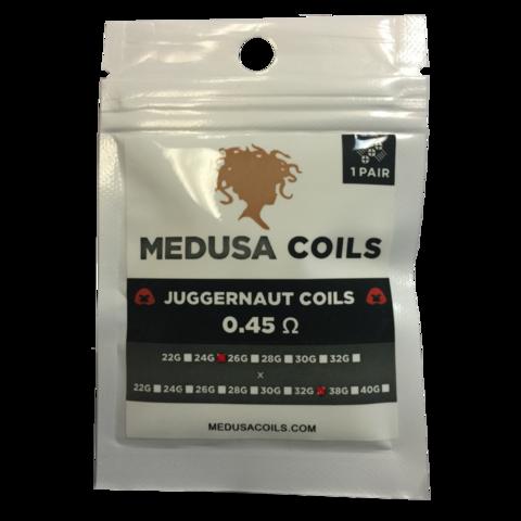 Medusa Coils