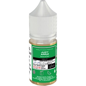 30ml Juicy Apple by Glas Basix Salts