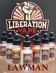 60ml Lawman By Liberation Vape