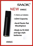 EGO Mega Single Coil Cartomizer
