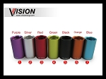 Vision Nova Anodized Aluminium Tubes for the 3.5ml mega Nova