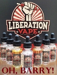 Oh, Barry! 30ml By Liberation Vape