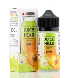 100ml Peach Pear by Juice Head
