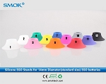 Colored Silicone EGO Stands