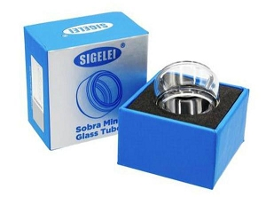 Sigelei Sobra Mini Replacement Glass 5ml