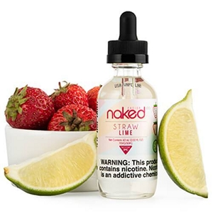 60ml Straw Lime by Naked 100
