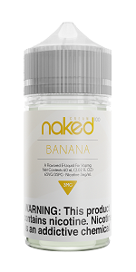 60ml Banana by Naked 100
