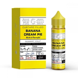 60ml Banana Cream Pie by Glas Basix