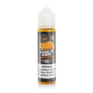 60ml Cannoli Be Reserve by Cassadaga