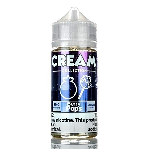 100ml Berry Pops by Cream Collection