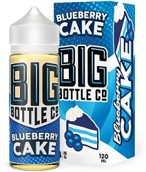 120ml Blueberry Cake by Big Bottle Company