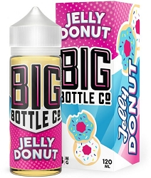 120ml Jelly Donut by Big Bottle Company