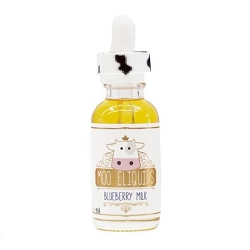 30ml Blueberry Milk by Moo Eliquid