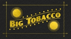 30ml Tribacco by Big Tobacco, Unicorn bottle