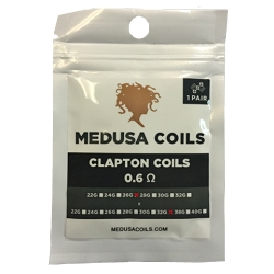 Clapton Pack by Medusa Coils