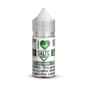 30ml Classic Menthol by I Love Salts