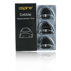 Aspire Cobble Replacement Pod 3-Pack
