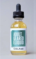 60ml Colfax by Adult Geared E-Liquid