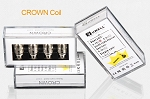 Box of Replacement coils for Uwell Crown Tank, four pack