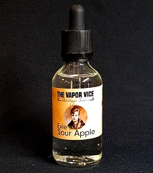 60ml Evie's Sour Apple by Heritage