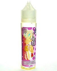 Caked Strawberry Dream Cake 60ml by Exiled Vapes
