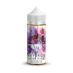 100ml Revenge Four Eyes by Diamond Vapor