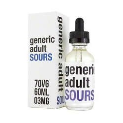 60ml Berry by Generic Adult Sours