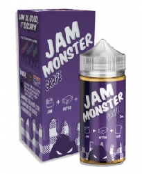 100ml Grape Jam by Jam Monster