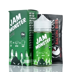 100ml Apple by Jam Monster