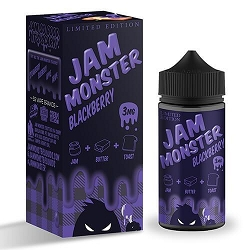 100ml Blackberry (Limited Edition) by Jam Monster