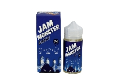 100ml Blueberry by Jam Monster