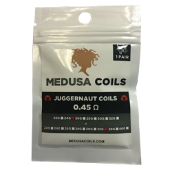 Juggernaut Pack by Medusa Coils