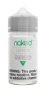 60ml Lemon by Naked 100