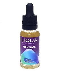 30ml Menthol by Liqua