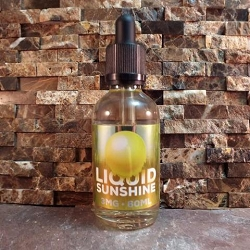 60ml Liquid Sunshine By Pinup Vapors