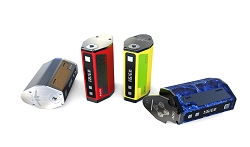 IJOY MAXO QUAD 18650 BOX MOD ONLY