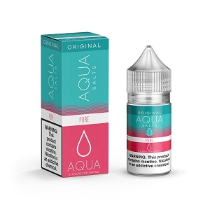 30ml Pure Menthol by Aqua Salts