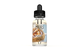 60ml The Milks Liquid Smores by Teleos