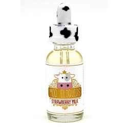 30ml Strawberry Milk by Moo Eliquid