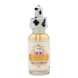 30ml Vanilla Almond Milk by Moo Eliquid